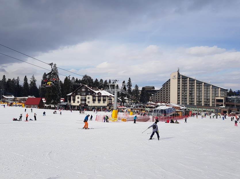 Many people have taken their first steps in the Sitnyakovo Ski Center.