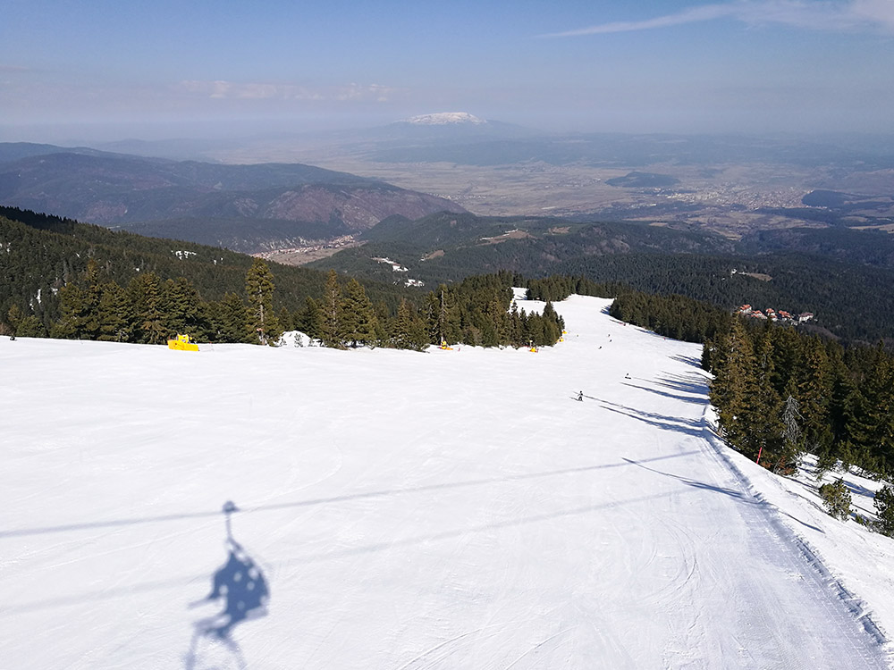 The Popangelov Ski Run