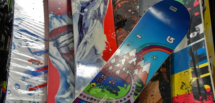 How to pick a snowboard