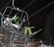 Night Skiing Brovets