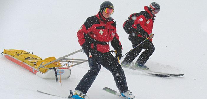 ski rescue 1