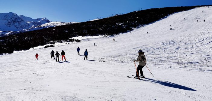 borovets snow and slopes report 02/01, 2021