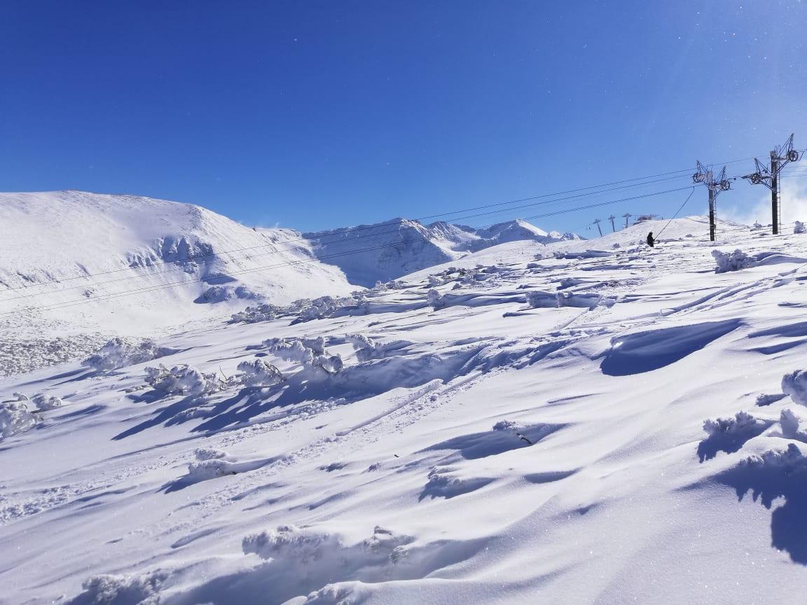 Markudjik Ski Center Snow Report